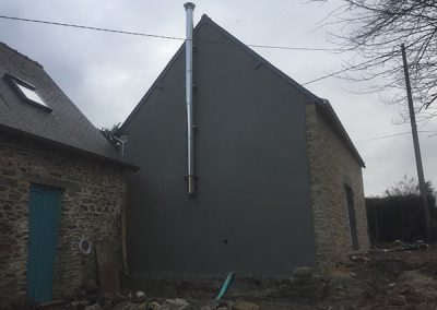 Gable rendering complete